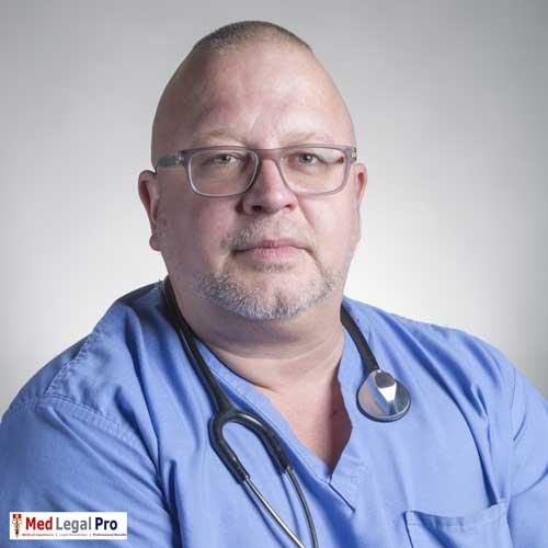 Image of Ken McCawley, expert witness for Med Legal Pro