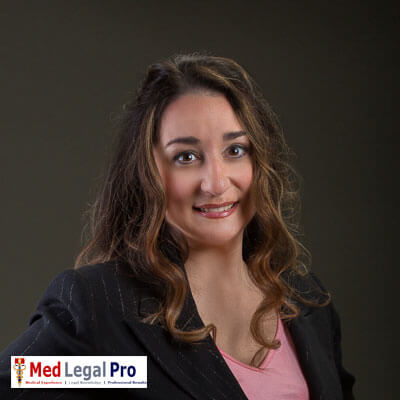 Image of Tracy Liberatore founder of Med Legal Pro